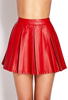 Pretty Tough Pleated Skirt | FOREVER21 - 2000069900