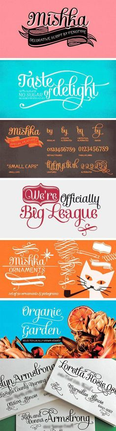 Mishka Font Family