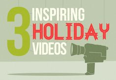 In case you weren't aware, the holidays are here. And while your competitors are probably working hard to outrank, outsmart and outsell you, there's a little marketing tool out there that can help you stay on top. Say hello to the holiday video!