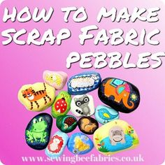 How to make scrap fa