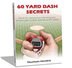 60 Yard Dash For Baseball Players - Hot Niche, Little Competition E-book For Baseball Players On How To Improve Their 60 Yard Dash, Which Is Extremely Important In The Baseball Recruiting Process. Limited Products As Specialized As This = High Conversion And Commissions For You!