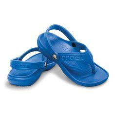 e726301b19cd3 Crocs - Baya flip kids Sea blue (12066-430)