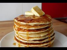 Das Rezept für American Pancakes Selber Machen & andere Rezepte zum Selbermachen inklusive Schritt für Schritt Anleitungen und Bildern bei selber-machen-selbstgemacht.de
