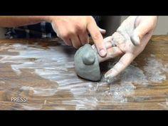 4 mins, pinch pot monsters, How to Make a Pinch-Pot Monster CSD - YouTube