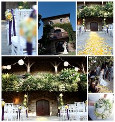 Wedding Venue: V Sattui Winery - Evening Vine Glamour