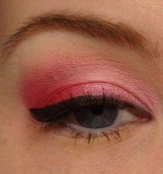 Sailor Moon: Sailor Mini Moon Inspired Makeup