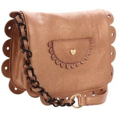 See by Chloe Poya Small Crossbody,Champagne,One Size