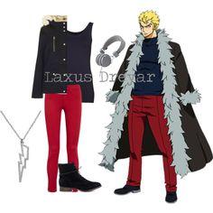 [Fairy Tail] Laxus Dreyar