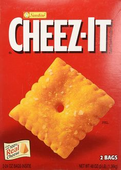 Sunshine Cheez-It Crackers - 3 lb. box: Made with skim milk and contains real cheese. Nutrition Program, Kids Nutrition, The Daughter Movie, Specialty Foods, Spring Day, Farmers Market, Crackers, Pineapple, Bakery