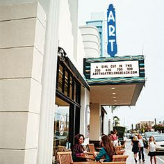 The Art Theatre of Long Beach - Long Beach, CA