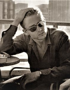 "gayorion:  ""James Dean  ""  fabulous 1950s"