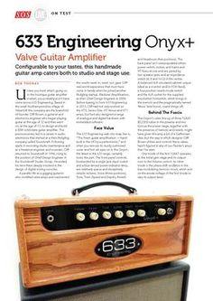 633 Engineering - Onyx Plus