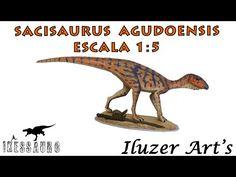 Sacisaurus Iluzer Arts