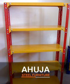 Slotted Angle Racks Manufacturers in Delhi
