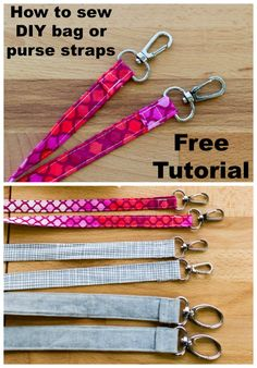 Most up-to-date Screen How To Sew DIY Bag Or Purse Straps - FREE Tutorial - Sew Modern Bags Popular Here is the sleeve crown also called the sleeve mind or sleeve hat The top often needs to be eased Easy Sewing Projects, Sewing Hacks, Sewing Tutorials, Sewing Tips, Sewing Patterns Free, Free Sewing, Sewing Classes For Beginners, Purse Hanger, Sewing Lessons