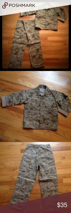 Camouflage Camo Military Costume Army Navy Sz 10 Camouflage Camo Military Costume Army Navy Sz 10    New without/tags REAL Life Digital Military Costume purchase @ Army Navy Store Trooper Costumes Halloween