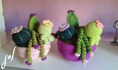Cactus Amigurumi - Patrón Gratis en Español