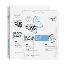 BOTOmask (Face Mask, Neck, Eyelids) Hyaluronic Wrinkle Filler. Hydration. Smoothing Wrinkles. 2 Step: BOTOgel with Hyaluronic Filler (6 Masks). sheet face mask, tissue face mask, cloth face mask, best anti aging products, face moisturizer, best face moisturizer, best moisturizer for face, moisturizer for face natural face masks, natural face mask, acne face mask, face mask for dry skin, face mask for acne, hydrating face mask, beauty face mask, sheet mask, sheet face mask,