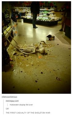 The skeleton war approaches - Imgur