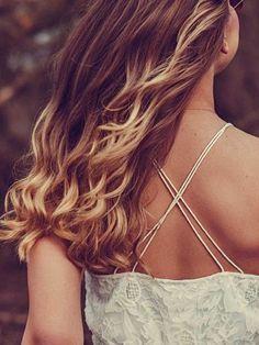 Haare Aufhellen Auf Pinterest
