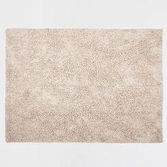 Zara Home Teppich kinderzimmerteppich mit vinyl grün beige dreiecke 1 vertbaudet