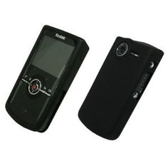 EMPIRE Black Silicone Cover Case for Kodak ZI8 Pocket Video Camera [Retail Packaging] (Electronics)  http://mobilephone.10h.us/amazon.php?p=B0055OPNQ2  B0055OPNQ2
