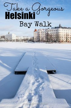 Take an urban wander around the bays in the heart of Helsinki. A perfect escape without even leaving the city! This walk loops around two gorgeous bays. In The Heart, Helsinki, Airplane View, Wander, The Good Place, Walking, Bays, Urban, Amazing Places