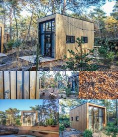 Tiny House rental in the most wonderful nature reserve in Holland Tiny Houses For Rent, Best Tiny House, Tiny House On Wheels, Holland Country, Tiny House Rentals, Tiny House Community, Think On, Tiny House Movement, Tiny House Living
