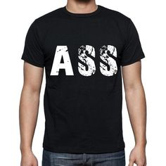 #black #tshirt #word #ass #men This weekend you will need a quality t-shirt. Let's shop! --> https://www.teeshirtee.com/collections/collection-3-letters-black-1/products/ass-men-t-shirts-short-sleeve-t-shirts-men-tee-shirts-for-men-cotton-black  If you need custom clothing made feel free to check out our shop!  www.etsy.com/shop/ElectricTurtles