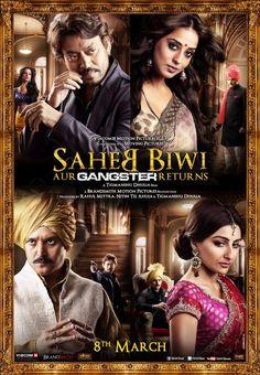 Watch Saheb, Biwi Aur Gangster Returns (2013) Full Movie Online DVDRip/720p/1080p - WRmovies.net