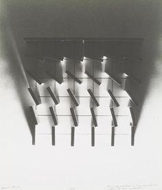 Dóra Maurer, Sluices 3, A+B, 1980-1981