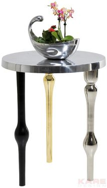 Table d´Appoint Trio Alu