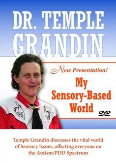 Temple Grandin: My Sensory Based World DVD
