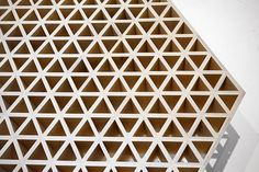 Assemblage Hexagonal Coffee Table by Fort Standard