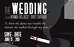 17 Of The Most Creative Wedding Invitations Ever