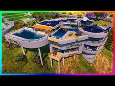 awesome BIGGEST BILLIONAIRE GTA 5 MANSION EVER + MORE MEGA LUXURY HOUSE MODS, HUGE VILLAS & MORE! (GTA V)