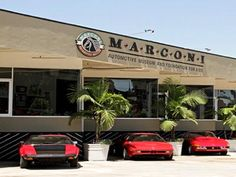 """tripYIP.com - """"Fun Things To Do!"""" loves  ORANGE COUNTY, CA:  MARCONI AUTO MUSEUM  First opened in 1994 by Founder Dick Marconi, this Non-Profit Museum and Special Event Venue has an impressive 30 million-dollar collection of historical, exotic, and classic cars."""