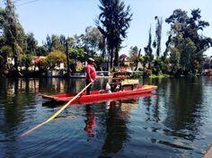 Recuerdos de Xochimilco