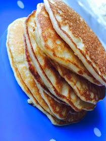Bade'nin Şekeri: Mükemmel Unsuz Pankek / Perfect Flourless Pancake
