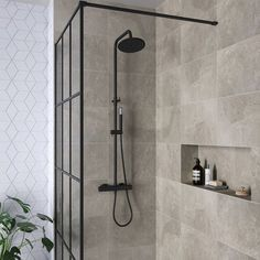 dé badkamer trends van 2019 Black and industrial; view the bathroom trends of Bathroom Trends, Chic Bathrooms, Amazing Bathrooms, Bathroom Ideas, Master Bathrooms, Farmhouse Bathrooms, Bathroom Plans, Dream Bathrooms, Bath Ideas