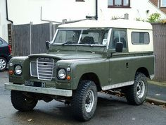 1969/70 Land Rover Series-II A