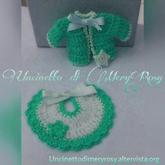 Favors crocheted