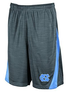 NCAA Men's Boosted Stripe Color Blocked Training Shorts