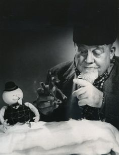 Burl Ives and friends