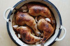Miso and Honey Butter–Roast Chicken