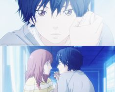 Ao haru ride - Hold your breath!