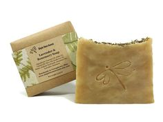 All Natural Lavender and Rosemary Soap by SimpleHomeAccents