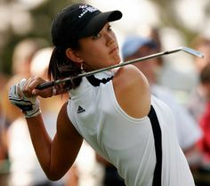 """This golf course prodigy made headlines when she won the U.S. Women's Open at the ripe age of 13, and she continues to be one of the most talked about female athletes to grace the green. Nicknamed """"The Big Wiesy"""" for her beanstalk 6'1"""" stature, Wie is widely considered to be a golf wunderkind, though the sport has recently taken a backseat to her studies at Stanford University."""