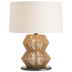 Arteriors Seasal Table Lamp Willow Glen