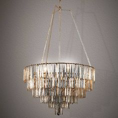 """Fisher Weisman on Instagram: """"A design full of magic. Shop the Cairo Chandelier by clicking the link in our bio"""""""